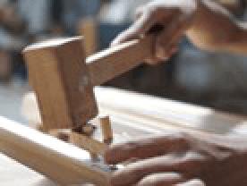 木材の接合について