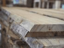 木材を乾燥させる必要性について