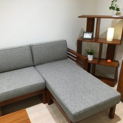 SCANTEAK大阪HDC店より シェルフのご紹介