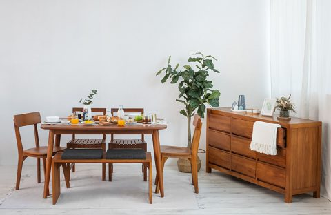 RINNAダイニングテーブル